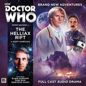 [Doctor Who: 237: The Hellilax Rift (Product Image)]