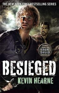 [Besieged: Stories From The Iron Druid Chronicles (Product Image)]