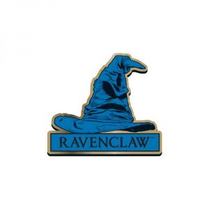 [Harry Potter: Badge: Sorting Hat: Ravenclaw (Product Image)]