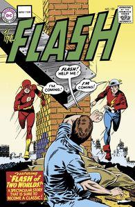 [Flash #123 (Facsimile Edition) (Product Image)]