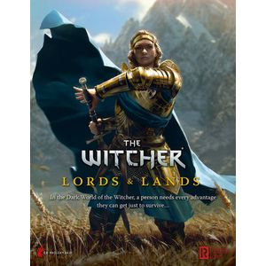 [Lords & Lands: GM Screen: The Witcher (Product Image)]