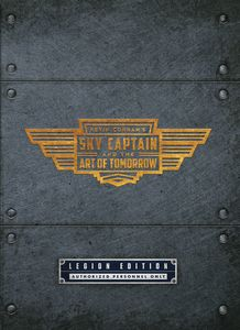 [Sky Captain & The Art Of Tomorrow (Deluxe Edition Hardcover) (Product Image)]