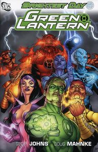 [Green Lantern: Brightest Day (Hardcover) (Product Image)]