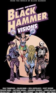 [Black Hammer Visions: Volume 2 (Hardcover) (Product Image)]