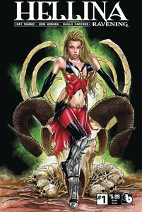 [Hellina: Ravening #1 (Deadly Beauty) (Product Image)]