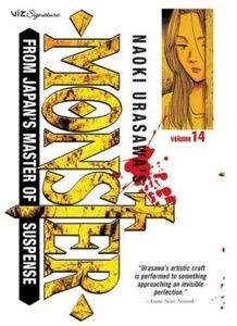 [Naoki Urasawas Monster: Volume 14 (Product Image)]