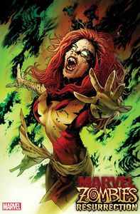 [Marvel Zombies: Resurrection #1 (Hans Variant) (Product Image)]