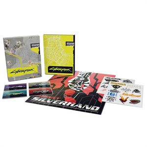 [The World Of Cyberpunk 2077 (Deluxe Edition Hardcover) (Product Image)]