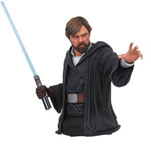 [Star Wars: The Last Jedi: Bust: Luke Skywalker (Product Image)]