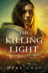 [Sacred Throne: Book 3: The Killing Light (Hardcover) (Product Image)]