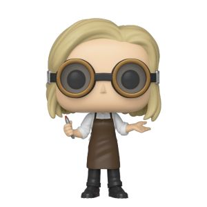 [Doctor Who: Pop! Vinyl Figure: 13th Doctor With Goggles (Product Image)]