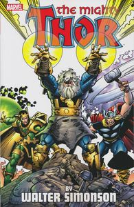 [Thor: By Walter Simonson: Volume 2 (Product Image)]