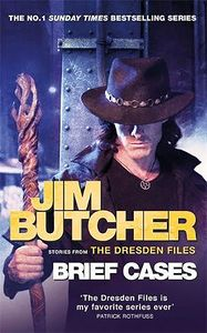 [Brief Cases: The Dresden Files (Product Image)]
