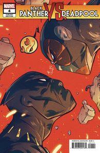 [Black Panther Vs Deadpool #4 (Ortiz Variant) (Product Image)]