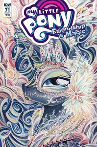 [My Little Pony: Friendship Is Magic #71 (Cover B - Richard) (Product Image)]