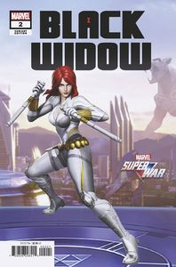 [Black Widow #2 (Game Variant) (Product Image)]
