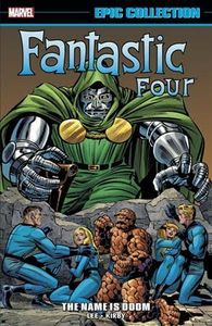 [Fantastic Four: Epic Collection: Name Is Doom (Product Image)]