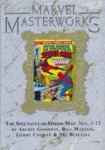 [Marvel Masterworks: Spectacular Spider-Man: Volume 1 (DM Variant Edition Hardcover) (Product Image)]