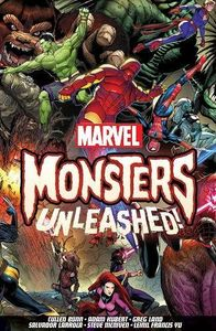 [Monsters Unleashed! (Product Image)]