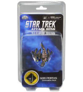 [Star Trek: Attack Wing: Gor Portas Pack (Product Image)]