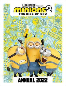 [Minions 2: The Rise Of Gru Annual 2022 (Hardcover) (Product Image)]