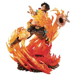 [One Piece: P.O.P. Neo-Maximum 15th Anniversary Statue: Portgas D.Ace (Product Image)]