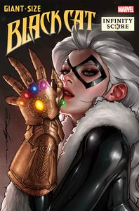 [Giant-Size: Black Cat: Infinity Score #1 (Jeehyung Lee Variant) (Product Image)]