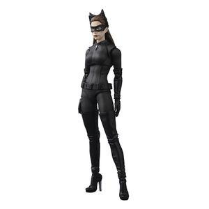 [Batman: The Dark Knight: SH Figuarts Action Figure: Catwoman (Product Image)]