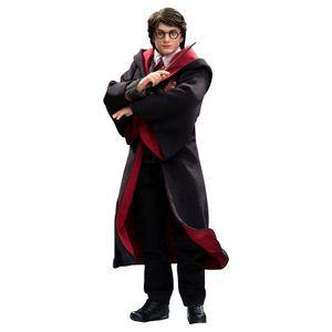 [Harry Potter: The Prisoner of Azkaban: Real Masters Series Action Figure: Harry Potter 2.0 Uniform Version (Product Image)]