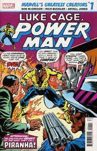 [True Believers: Luke Cage: Power Man Piranha #1 (Product Image)]