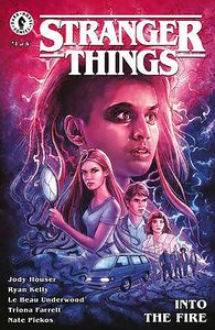 [Stranger Things: Into The Fire #1 (Cover B Lambert) (Product Image)]