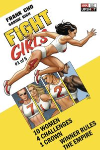 [Fight Girls #1 (Cover A Cho) (Product Image)]
