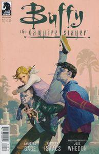 [Buffy The Vampire Slayer:  Season 10 #10 (Product Image)]