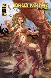[Jungle Fantasy: Secrets #3 (Ivory) (Product Image)]