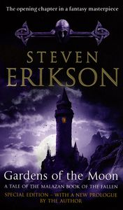 [Malazan Book Of The Fallen: Book 1: Gardens Of The Moon (Signed Edition) (Product Image)]