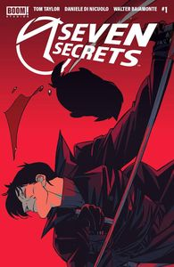 [Seven Secrets #1 (4th Printing) (Product Image)]