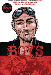 [Boys Omnibus: Volume 5: Robertson (Signed Edition) (Product Image)]
