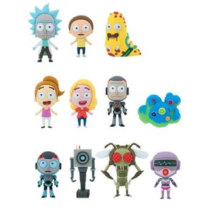 [Rick & Morty: 3D Figure Keychains: Series 1 (Product Image)]