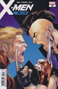 [X-Men: Blue #30 (Product Image)]