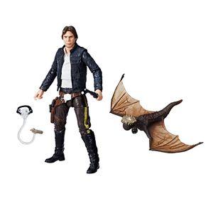 [Star Wars: The Black Series Action Figure: Han Solo & Mynock (SDCC 2018 Exclusive) (Product Image)]