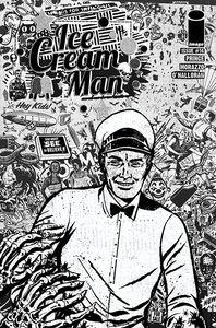 [Ice Cream Man #14 (Cover B Black & White Rentler) (Product Image)]
