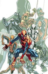 [Marvel Monograph: Art Of Humberto Ramos: Spider-Man (Product Image)]