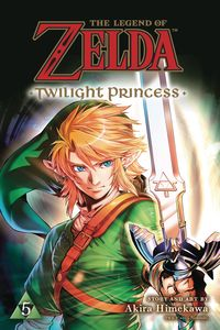 [The Legend Of Zelda: Twilight Princess: Volume 5 (Product Image)]