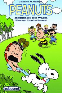 [Peanuts: Happiness Is A Warm Blanket Charlie Brown (Hardcover) (Product Image)]