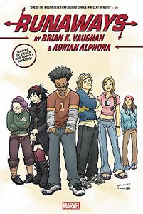 [Runaways: By Brian K Vaughan & Adrian Alphona: Omnibus (Hardcover) (Product Image)]