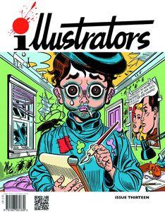 [Illustrators Magazine #13 (Product Image)]