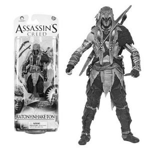 [Assassin's Creed III: Series 1 Action Figures: Ratonhnhaketon (Product Image)]