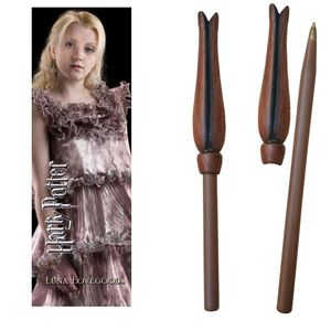[Harry Potter: Pen & Bookmark: Luna's Wand (Product Image)]