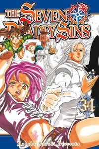 [The Seven Deadly Sins: Volume 34 (Product Image)]