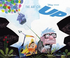 [The Art Of Up (Hardcover) (Product Image)]